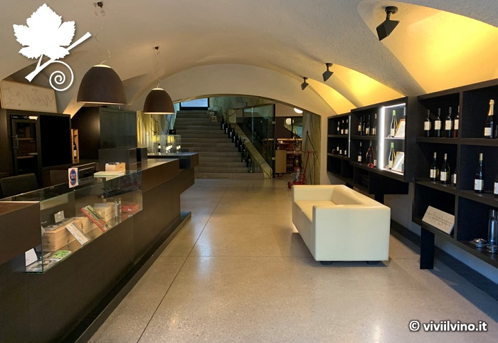 Cantina J.Hofstätter - centro vendite