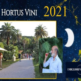 Roma Hortus Vini 2021 di Luca Maroni - I Migliori Vini Italiani