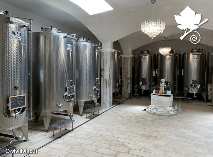 Casa divina Provvidenza - vino sfuso